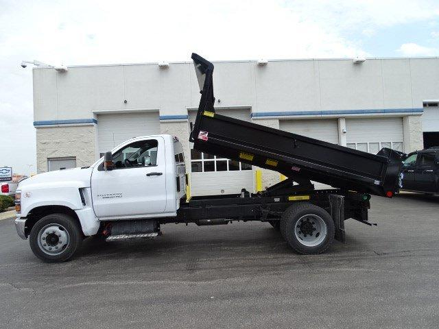 2019 Silverado Medium Duty DRW 4x2,  Monroe MTE-Zee Dump Body #B26395 - photo 17