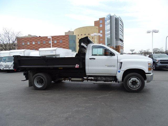 2019 Silverado Medium Duty DRW 4x2,  Monroe MTE-Zee Dump Body #B26395 - photo 3