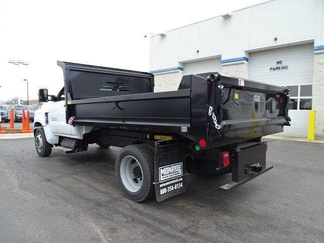 2019 Silverado Medium Duty DRW 4x2,  Monroe MTE-Zee Dump Body #B26395 - photo 5