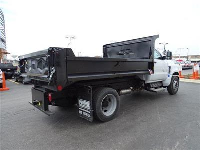 2019 Silverado Medium Duty DRW 4x2,  Monroe MTE-Zee Dump Body #B26395 - photo 2