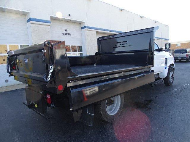 2019 Silverado 4500 Regular Cab DRW 4x2, Monroe MTE-Zee Dump Body #B26414 - photo 16