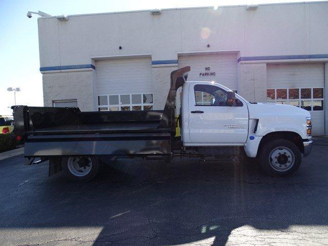 2019 Silverado Medium Duty Regular Cab DRW 4x2,  Monroe MTE-Zee Dump Body #B26414 - photo 17