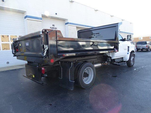 2019 Silverado 4500 Regular Cab DRW 4x2, Monroe Dump Body #B26414 - photo 1