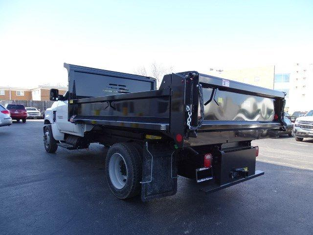 2019 Silverado 4500 Regular Cab DRW 4x2, Monroe MTE-Zee Dump Body #B26414 - photo 4
