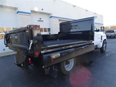 2019 Silverado Medium Duty Regular Cab DRW 4x2,  Monroe MTE-Zee Dump Body #B26414 - photo 16