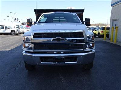 2019 Silverado Medium Duty Regular Cab DRW 4x2,  Monroe MTE-Zee Dump Body #B26414 - photo 21