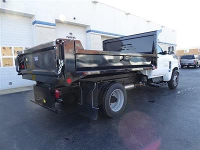 2019 Silverado Medium Duty Regular Cab DRW 4x2,  Monroe MTE-Zee Dump Body #B26414 - photo 2