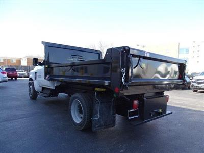2019 Silverado Medium Duty Regular Cab DRW 4x2,  Monroe MTE-Zee Dump Body #B26414 - photo 4