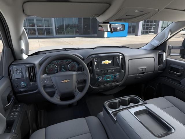 2019 Silverado 2500 Double Cab 4x2,  Pickup #B26436 - photo 10