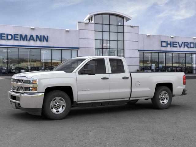 2019 Silverado 2500 Double Cab 4x2,  Pickup #B26436 - photo 3