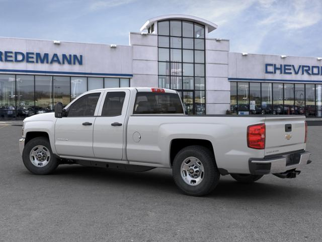 2019 Silverado 2500 Double Cab 4x2,  Pickup #B26436 - photo 4