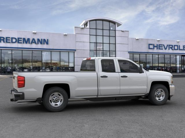 2019 Silverado 2500 Double Cab 4x2,  Pickup #B26436 - photo 5