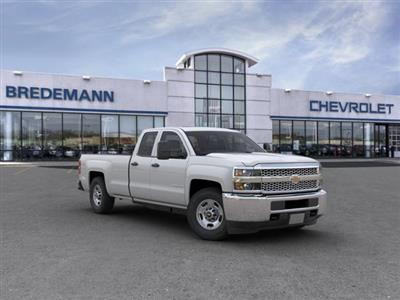 2019 Silverado 2500 Double Cab 4x2,  Pickup #B26436 - photo 1