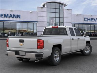 2019 Silverado 2500 Double Cab 4x2,  Pickup #B26436 - photo 2