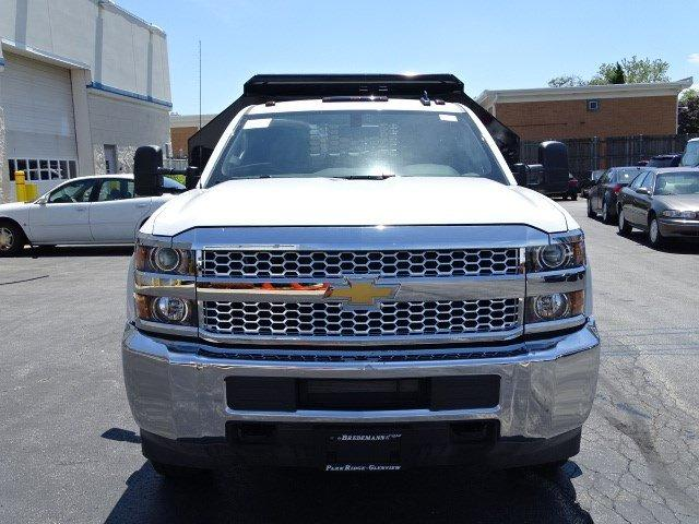 2019 Silverado 3500 Regular Cab DRW 4x2,  Knapheide Drop Side Dump Body #B26482 - photo 24