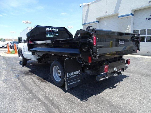 2019 Silverado 3500 Regular Cab DRW 4x2,  Knapheide Drop Side Dump Body #B26482 - photo 4