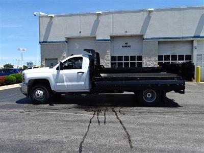 2019 Silverado 3500 Regular Cab DRW 4x2,  Knapheide Drop Side Dump Body #B26482 - photo 17