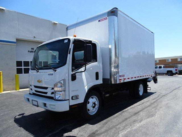 2019 LCF 4500 Regular Cab 4x2,  Morgan Gold Star Dry Freight #B26490 - photo 5