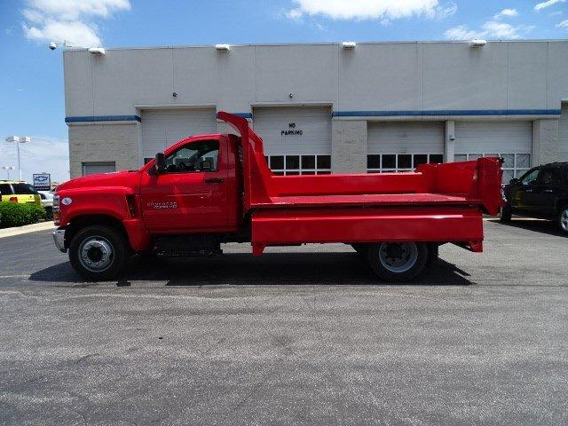 2019 Silverado Medium Duty Regular Cab DRW 4x2,  Monroe MTE-Zee Dump Body #B26496 - photo 14