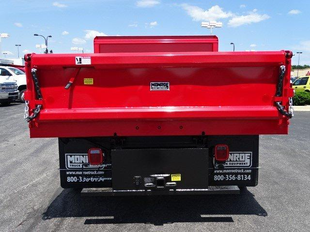 2019 Silverado Medium Duty Regular Cab DRW 4x2,  Monroe MTE-Zee Dump Body #B26496 - photo 16