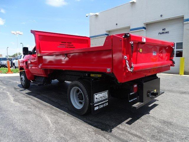 2019 Silverado Medium Duty Regular Cab DRW 4x2,  Monroe MTE-Zee Dump Body #B26496 - photo 4