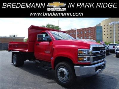 2019 Silverado Medium Duty Regular Cab DRW 4x2,  Monroe MTE-Zee Dump Body #B26496 - photo 1