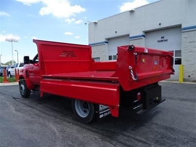 2019 Silverado Medium Duty Regular Cab DRW 4x2,  Monroe MTE-Zee Dump Body #B26496 - photo 15