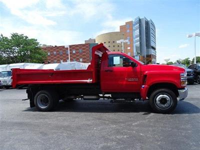 2019 Silverado Medium Duty Regular Cab DRW 4x2,  Monroe MTE-Zee Dump Body #B26496 - photo 3