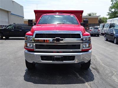2019 Silverado Medium Duty Regular Cab DRW 4x2,  Monroe MTE-Zee Dump Body #B26496 - photo 21