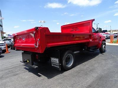 2019 Silverado Medium Duty Regular Cab DRW 4x2,  Monroe MTE-Zee Dump Body #B26496 - photo 2