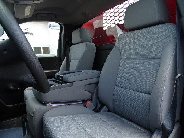 2019 Silverado 3500 Regular Cab DRW 4x4,  Knapheide Drop Side Dump Body #B26510 - photo 13