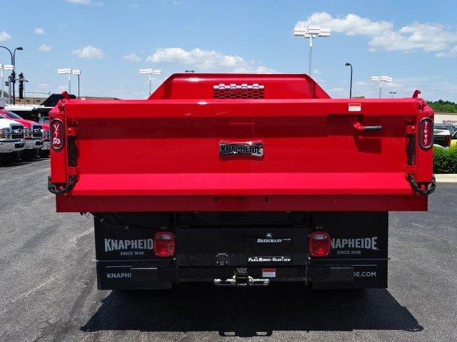 2019 Silverado 3500 Regular Cab DRW 4x4, Knapheide Drop Side Dump Body #B26510 - photo 16