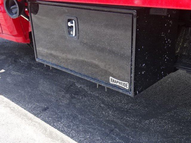 2019 Silverado 3500 Regular Cab DRW 4x4,  Knapheide Drop Side Dump Body #B26510 - photo 19