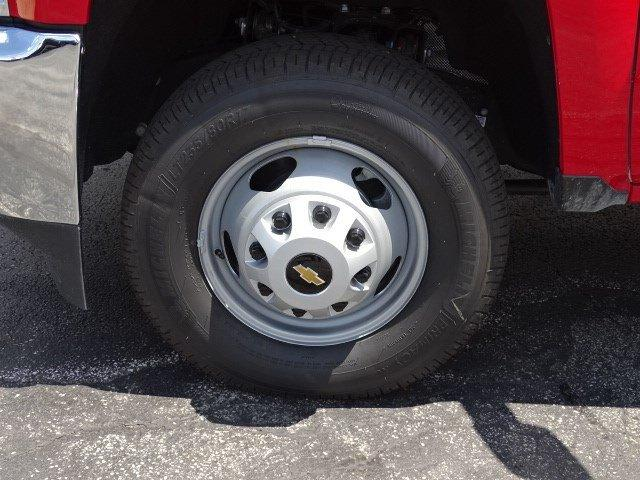 2019 Silverado 3500 Regular Cab DRW 4x4,  Knapheide Drop Side Dump Body #B26510 - photo 21