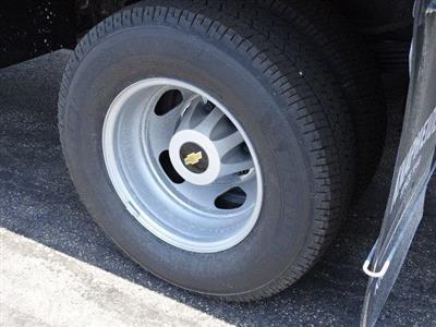 2019 Silverado 3500 Regular Cab DRW 4x4,  Knapheide Drop Side Dump Body #B26510 - photo 18