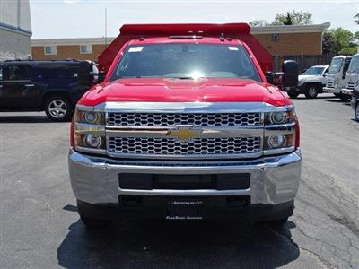 2019 Silverado 3500 Regular Cab DRW 4x4, Knapheide Drop Side Dump Body #B26510 - photo 22