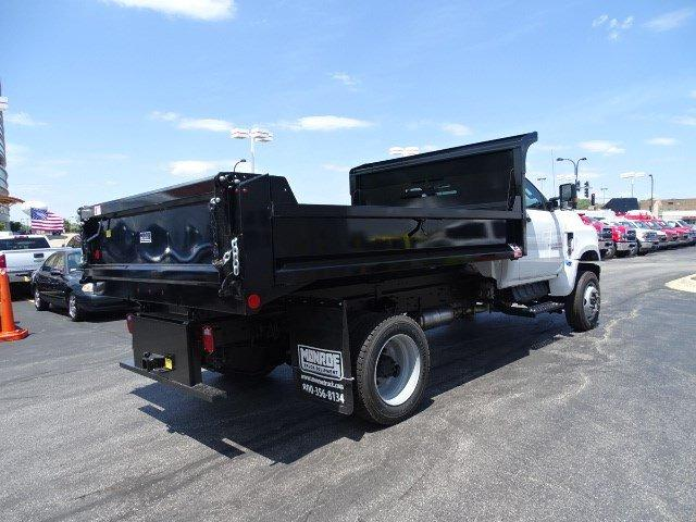 2019 Silverado Medium Duty Regular Cab 4x4,  Monroe Dump Body #B26511 - photo 1