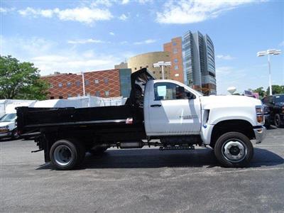 2019 Silverado Medium Duty Regular Cab 4x4,  Monroe MTE-Zee Dump Body #B26511 - photo 3