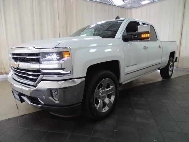 2017 Silverado 1500 Crew Cab 4x4,  Pickup #B26517A - photo 5