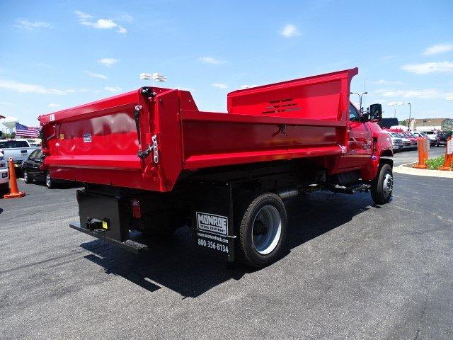 2019 Silverado Medium Duty Regular Cab 4x4,  Monroe Dump Body #B26525 - photo 1