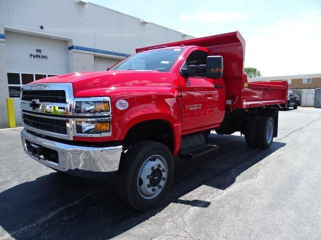 2019 Silverado Medium Duty Regular Cab 4x4,  Monroe MTE-Zee Dump Body #B26525 - photo 5