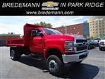 2019 Silverado Medium Duty Regular Cab 4x4,  Monroe MTE-Zee Dump Body #B26525 - photo 1
