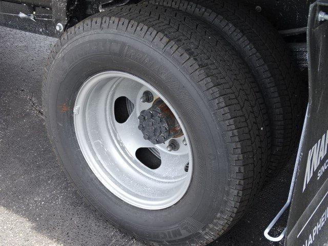 2019 Silverado 3500 Regular Cab DRW 4x4,  Knapheide Drop Side Dump Body #B26540 - photo 21