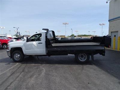 2019 Silverado 3500 Regular Cab DRW 4x4,  Knapheide Drop Side Dump Body #B26540 - photo 17