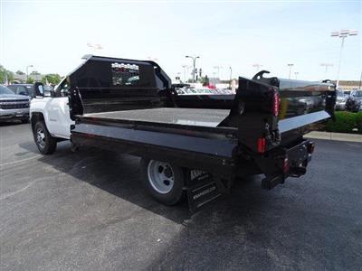 2019 Silverado 3500 Regular Cab DRW 4x4,  Knapheide Drop Side Dump Body #B26540 - photo 18