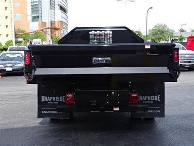2019 Silverado 3500 Regular Cab DRW 4x4,  Knapheide Drop Side Dump Body #B26540 - photo 19