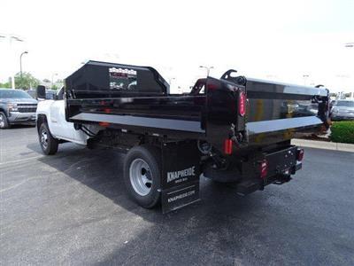 2019 Silverado 3500 Regular Cab DRW 4x4,  Knapheide Drop Side Dump Body #B26540 - photo 4
