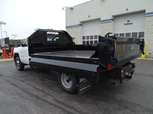 2019 Silverado 3500 Regular Cab DRW 4x2,  Knapheide Drop Side Dump Body #B26548 - photo 17