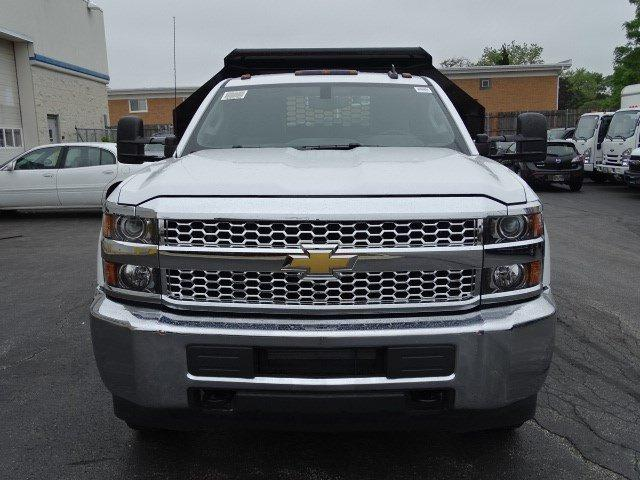 2019 Silverado 3500 Regular Cab DRW 4x2,  Knapheide Drop Side Dump Body #B26548 - photo 23