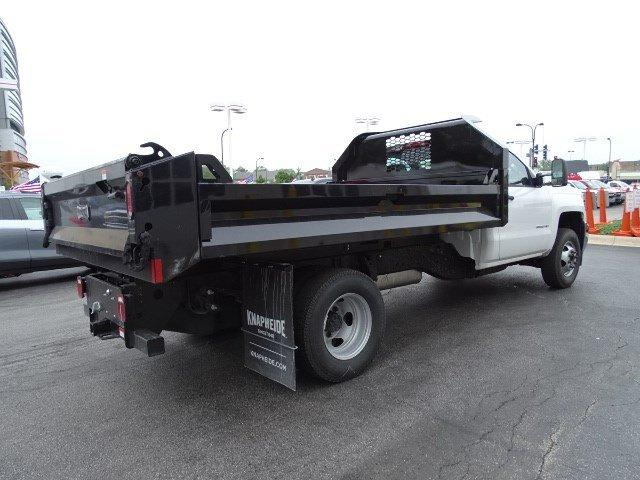 2019 Silverado 3500 Regular Cab DRW 4x2,  Knapheide Drop Side Dump Body #B26548 - photo 2